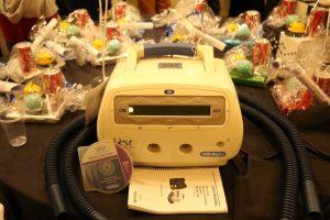 מכשיר הווסט שהוענק לאחד החולים